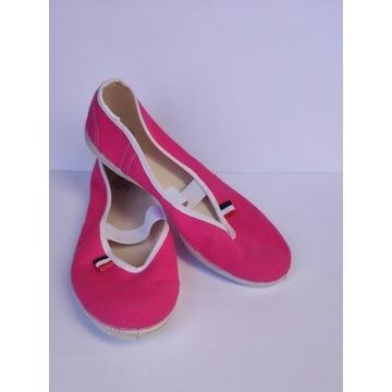 Buty czeszki prl różowe
