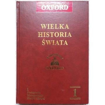 Wielka Historia Świata tom 1, MEZOPOTAMIA,HETYCI