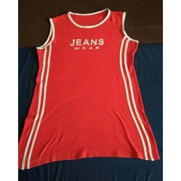 Koszulka Sportowa Bezrękawnik JEANS WEAR  XL