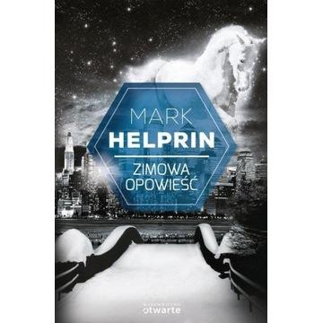 Mark Helprin.  Zimowa opowieść  (jak nowa)