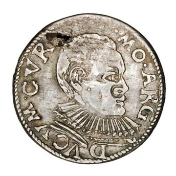 Trojak 1596 Mitawa R4