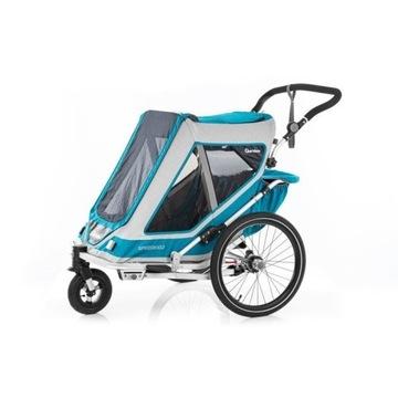Przyczepka rowerowa Qeridoo Speedkid 2 2020 W-wa