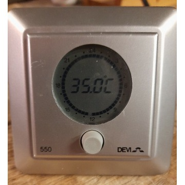 Regulator temperatury Danfoss Devi D550