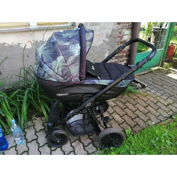 Baby active mommy jungle 2w1