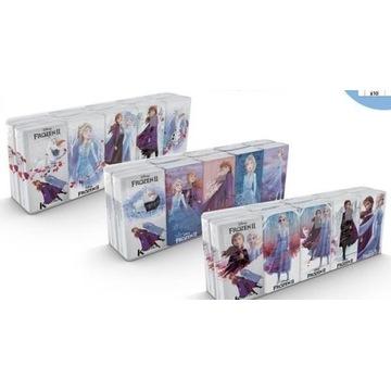 Chusteczki 3-warst.  z licencją Frozen 2 10x10 szt