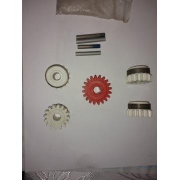 Zestw 5 rolek  KEMPPI 3133810 0,6 - 0,8 białe