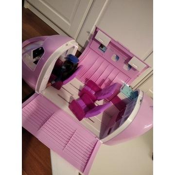 Samolot Dreamliner Barbie