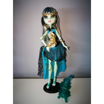 Monster High 13 Życzeń Frankie Stein lalka