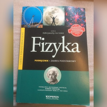 Odkrywamy na nowo-podręcznik do Fizyki Operon