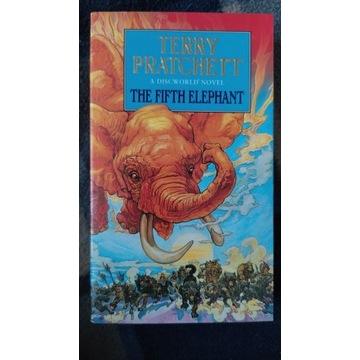 The fifth elephant Terry Prachett