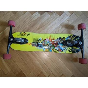Freebord 75 cm freeboard - snowboard na asfalcie