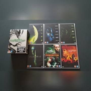 Alien & Predator Total Destruction Pack / NOWA