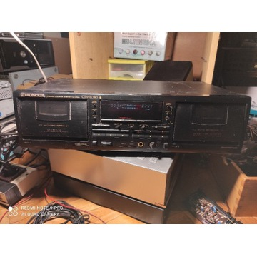 Pioneer CT-W603RS
