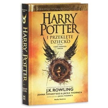 Harry Potter i Przeklęte Dziecko. Cz. 1i2