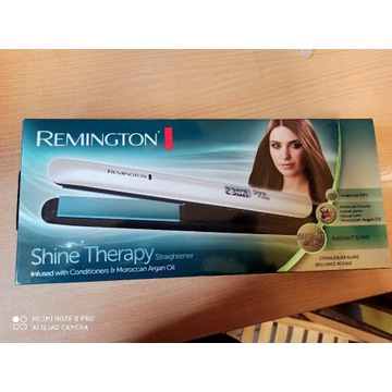 Prostownica Remington Shine Therapy