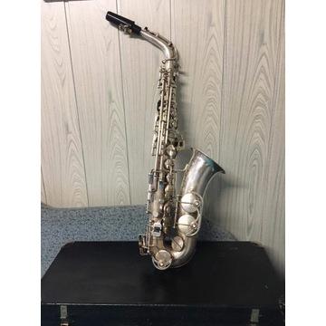 Saksofon Weltklang z futerałem