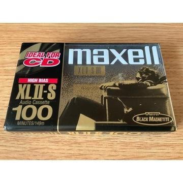 Kaseta Maxell XLII-S 100 - NOS, folia