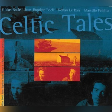 Gildas Bocle - Celtic Tales - 1997 - Digipak CD