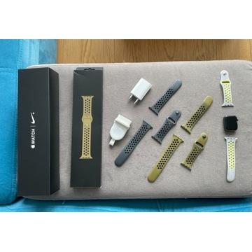 Apple Watch Seria 4 Nike 40mm gwiezdna szarość