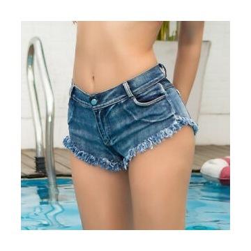 Hollister Co. spodenki jeansowe z USA szorty M L