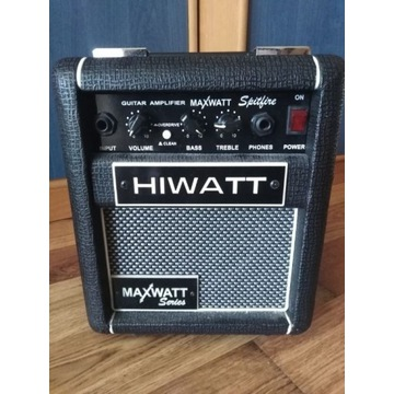 Wzmacniacz HiWatt SPITFIRE Maxwatt
