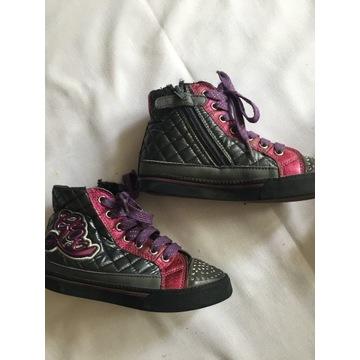 Buty renomowanej marki GEOX dla dziewczynki rozm 3