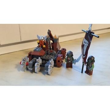 Lego Castle Obrona kopalni krasnali 7040