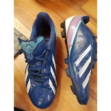 Buty korki piłka nożna  adidas f5 rozmiar 38,5