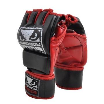 Rękawice MMA Treningowe chwytne BadBoy