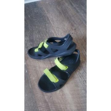 Buty crocsy sandały chłopięce roz 32 idealne