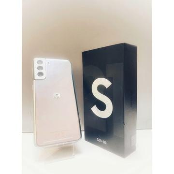 Samsung S21+ | srebrny | 8/256 | Nowy