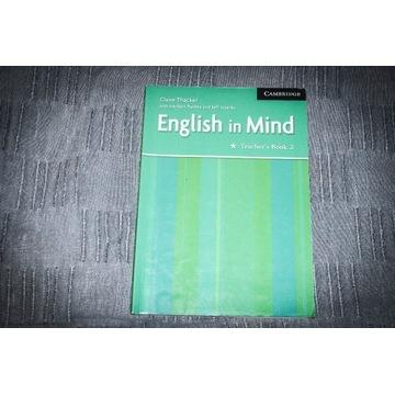 English In Mind / Teacher's Book 2 / Camrbidge