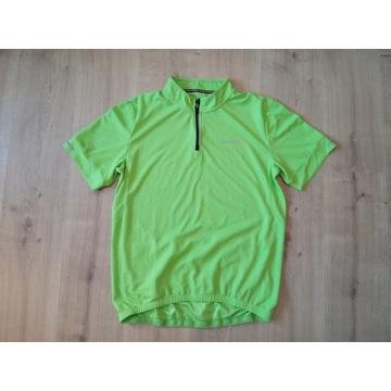 Muddyfox koszulka rowerowa kolarska neonowa r. XL
