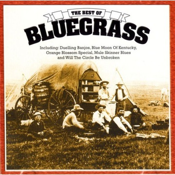 VARIOUS - The Best Of Bluegrass CD
