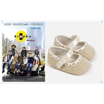 Buty dla dziewczynki MAYORAL 9283 rozmiar 17