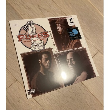 FUGEES (TRANZLATOR CREW) - BLUNTED ON REALITY LP