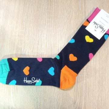 Skarpetki Happy Socks Heart 41-46
