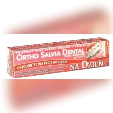 Ortho Salvia Dental na dzień