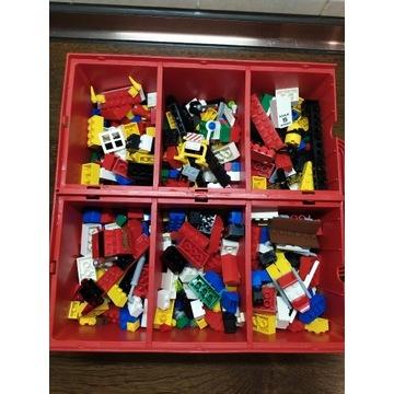 Lego box 2,40 kg klocki plus podkładka gratis