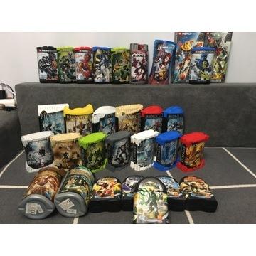 Roboty Bionicle, Lego Hero Factory i inne / 23 + l