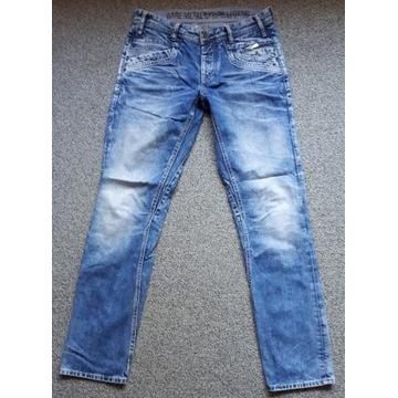 UNIKAT Spodnie jeansy PME LEGEND W31 L34 vintage