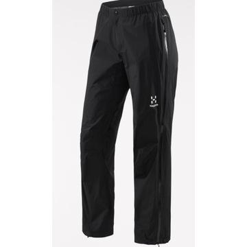 Spodnie trekkingowe GORE TEX haglofs S idealne