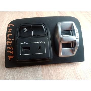 Alfa Giulietta lift Gniazdo AUX USB Start Stop DNA