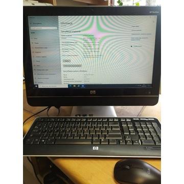 HP Pavilion All-In-One MS213 Desktop