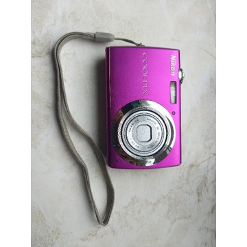 Kompletny Aparat Nikon Coolpix S220