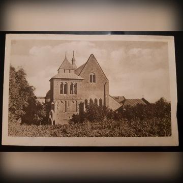 Sandomierz kościoł św. Jakuba obieg 1930 r