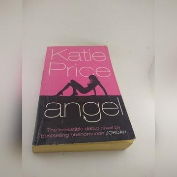 Katie Price Angel książka po angielsku