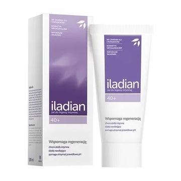 Iladian, żel do higieny intymnej 40+, 180 ml.