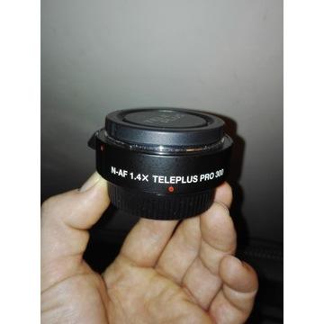 Kenko teleplus 1,4x PRO 300  DGX Nikon