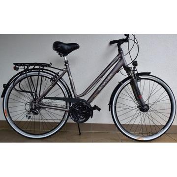 Niemiecki Rower Bicycles EXT500, aluminiowy